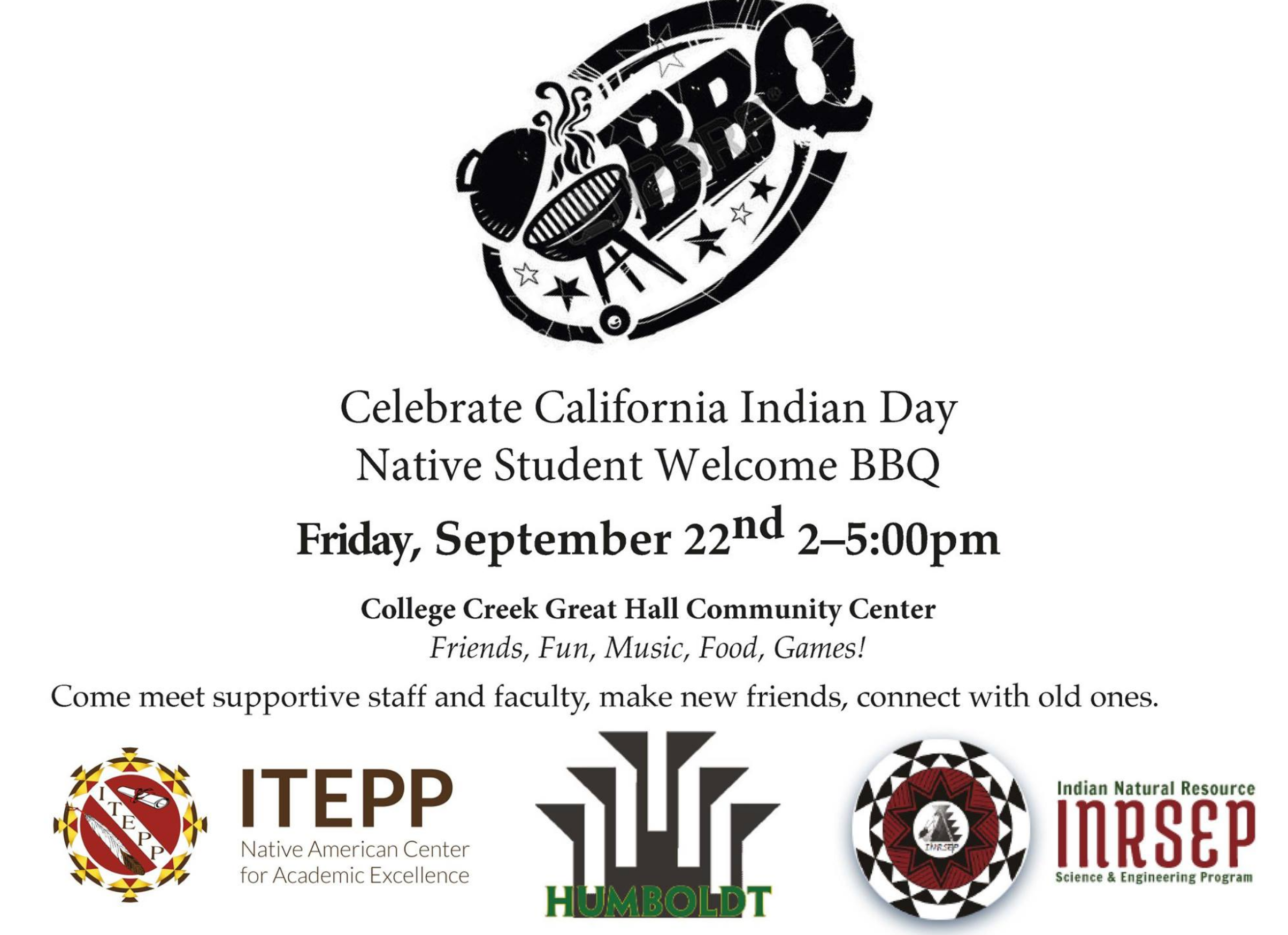 California Indian Day/Native Student Welcome BBQ | Native
